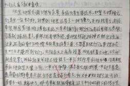 【中学日记】花生地除草